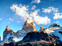 Fitz Roy in color